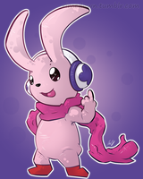 Cutemon - Day 1318 by Seracfrost