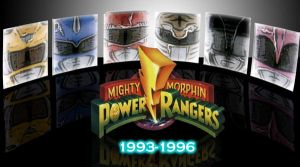 Salute to MMPR by scottasl