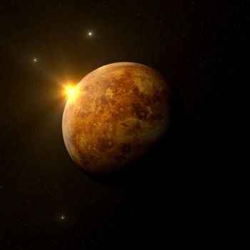 The Red Planet by StatusZE