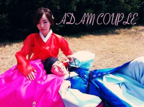 jo kwon and gain.. by qeefa