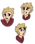GB: Nic 'Guy' Expressions by SlayersStronghold