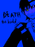 Death the Kidd by ceesthepanda