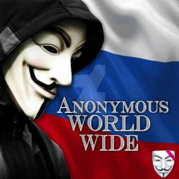 Anonymous world wide Russia by Valkyrie-Gaurdian