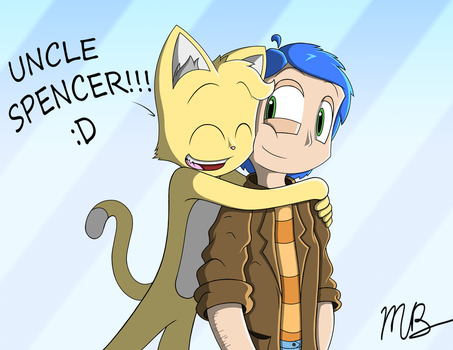 Orion's adoptive Uncle Spencer by megabro16