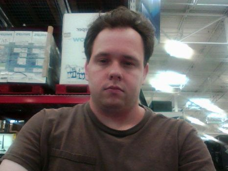 Me at Sam's Club by Cecil475