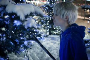 Jack Frost cosplay - Winter fairy tale [2] by the-ALEF