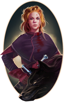 121214:ladyLydia by Creature13