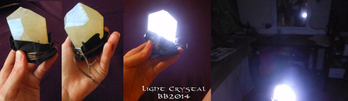 Light Crystal by Magpieb0nes