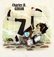 CHARLES WHAT ARE YOU DOING by JotakuOC