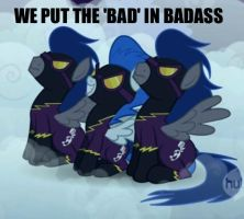 Shadow Bolts: BADASS by Closer-To-The-Sun
