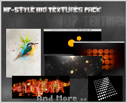 NF-Style Big Textures Pack by NF-Style
