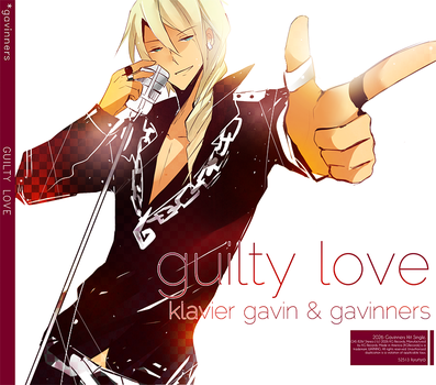 Guilty Love Album Cover by kyunyo