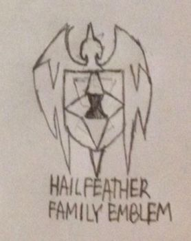 Hailfeather emblem by Victorizers-Ignite