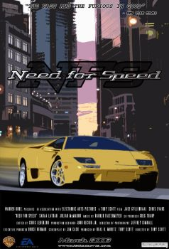 Need for Speed by CBU2029