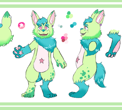 Contest Entry - Fursuit 01 by Coffee-Apple