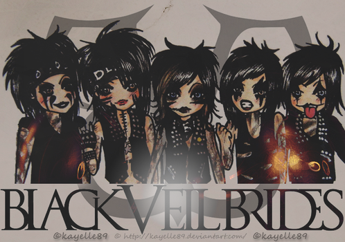 Black Veil Brides by kayelle89