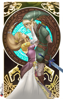 Legend of Zelda by Milee-Design
