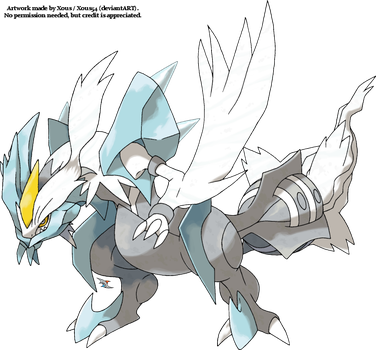 Forme explore forme on deviantart - Pokemon kyurem noir ...
