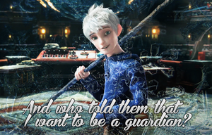 WALLPAPER.~ Jack Frost_I want to be a guardian? by Solita-San