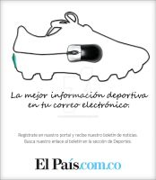 El Pais Deportes Email by fabioandres