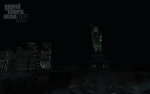 Statue of Happiness Gta IV by Lipston