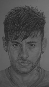 Neymar by ZeddiXTree
