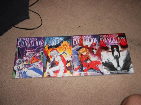 My Evangelion Omnibus Collection by Kaizer617