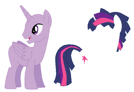 Mlp Alicorn Base: Alicorn Stallion By SelenaEde On DeviantArt