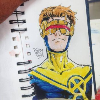 Scott summers cyclops by grams2300