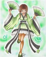 Inae Lee by Purtalic
