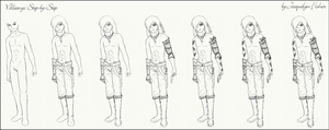 Male Step-by-Step by jacquelynvansant
