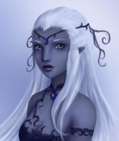Drow by FIavie