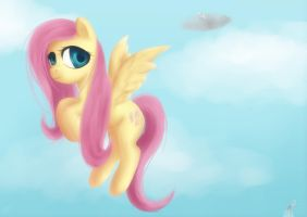 Fluttershy by CrystalSonatica