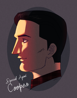 Dale Cooper by Hennei