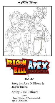 Dragonball Apex Page 3 by JayDRivera