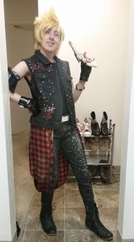 Prompto! by FinalChara