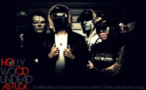Hollywood Undead - Wallpaper 3 by WelcometoBloodstone