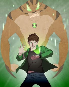 Ben 10 by doubleleaf