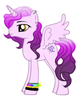 ME as a Ponay! by Glory-Day