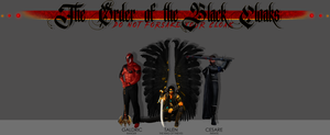 The Order of the Black Cloaks by Ruanly