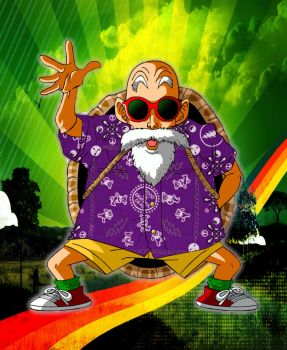 (DBZ) DOPE MASTER ROSHI EDIT. by ThroughMaiEy3s