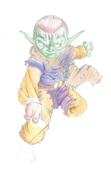 Young Yoda by Sinright