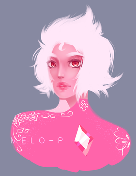 Pretty Pink by MeloPearl