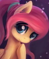 Fluttershy - Oh, yes? by aJVL