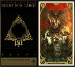 NIGHT SUN TAROT - XV by FabioListrani