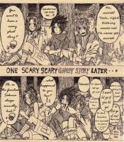 Kakashi's Ghost Story by animefan752