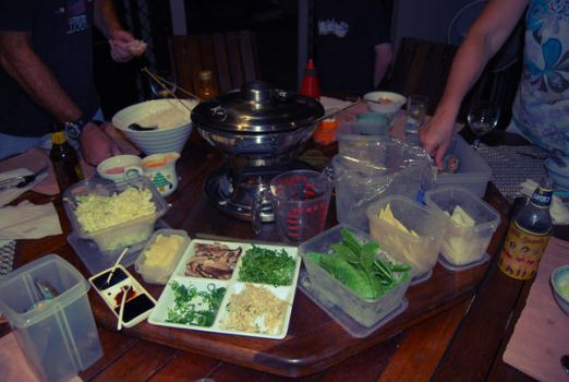 steamboat for din din. by cupofchai
