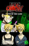 Epic Chaos! Chapter 4: Two of the Same by ArtByMelissaM