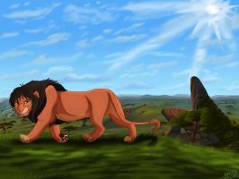 Malka - With Background by KingSimba
