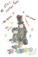 for all world layton fans by PAPAWS